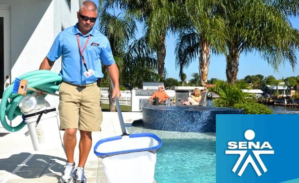Sena curso presencial b sico en mantenimiento de piscina for Curso mantenimiento piscinas