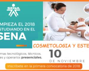 Estudia Carrera en Cosmetología y Estética Integral en el SENA Completamente Gratis – 2018