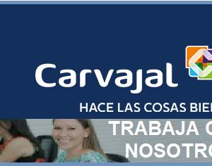 Trabajo en Carvajal-Excelentes sueldos