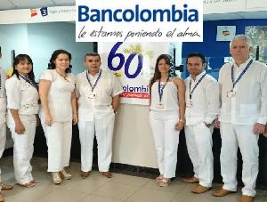Vacantes de empleo en Bancolombia