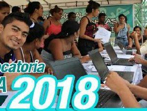 El SENA abre Convocatoria 2018 en Carreras Técnicas y Tecnológicas
