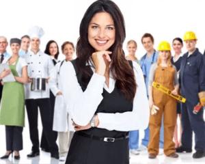 oferta laboral en diferentes áreas