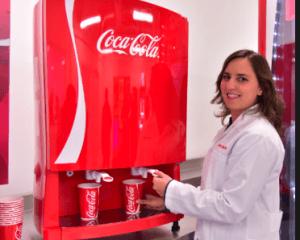 Oferta de Trabajo coca-cola