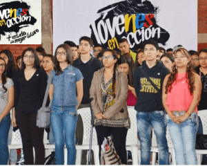 Subsidios Jóvenes en Acción.