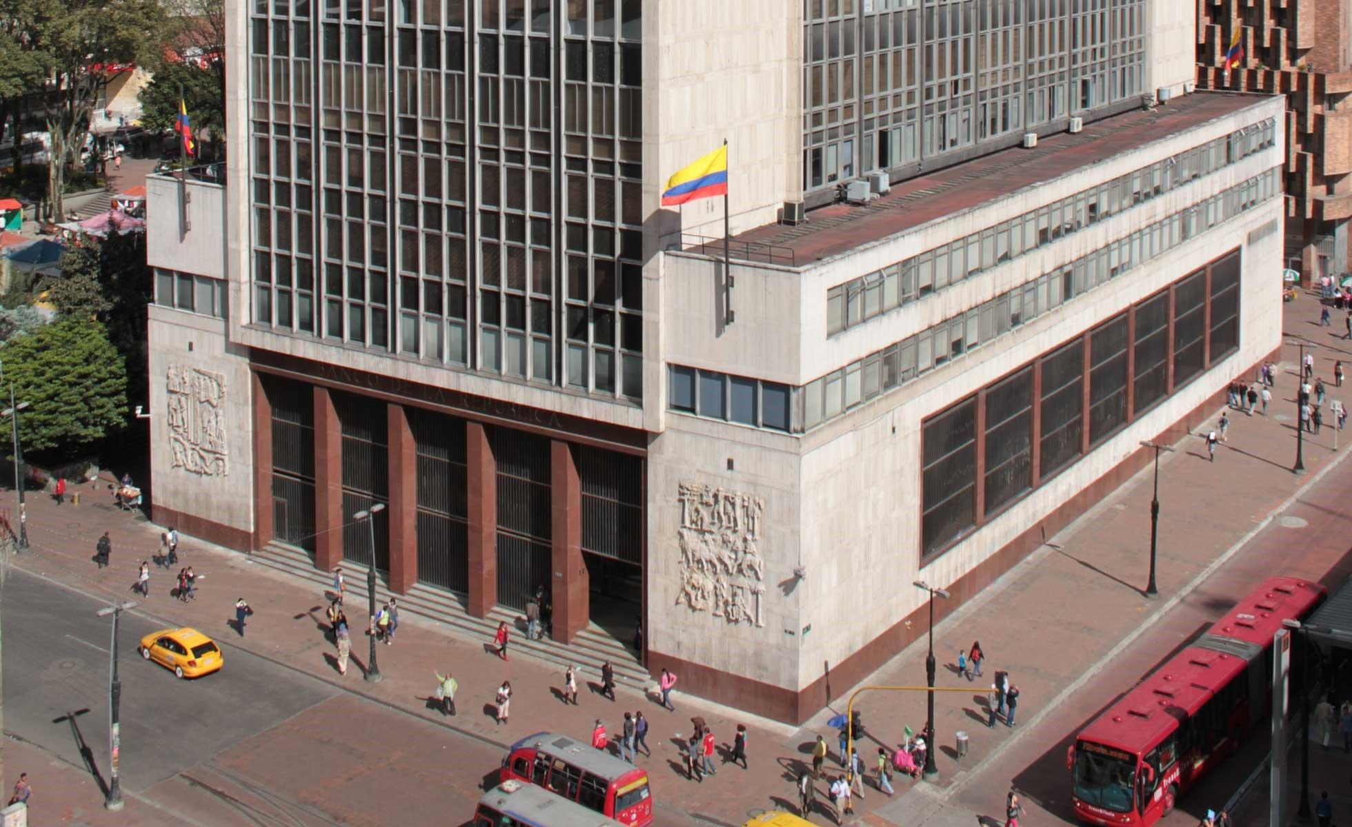 Becas-Banco de la República.