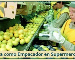 Trabaja como Empacador en Supermercados - Mira las Diferentes ofertas Laborales