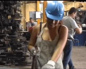 Trabajo para hombres y mujeres-.