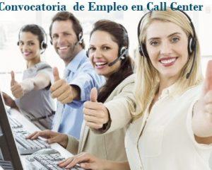 Aprovecha la convocatoria call center ¡Se requiere Personal para comenzar ya mismo! ¡Disponibilidad inmediata!